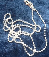 2mm ball chain 22 inch