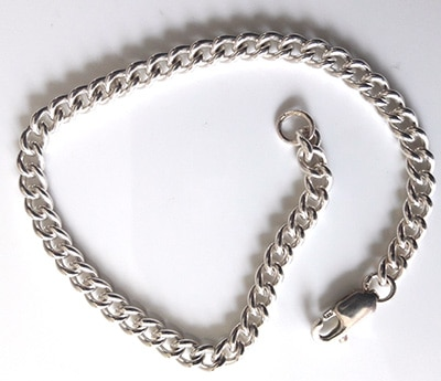 4mm-round-curb-bracelet-7ins-2