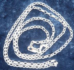 4x2.5 oval belcher chain